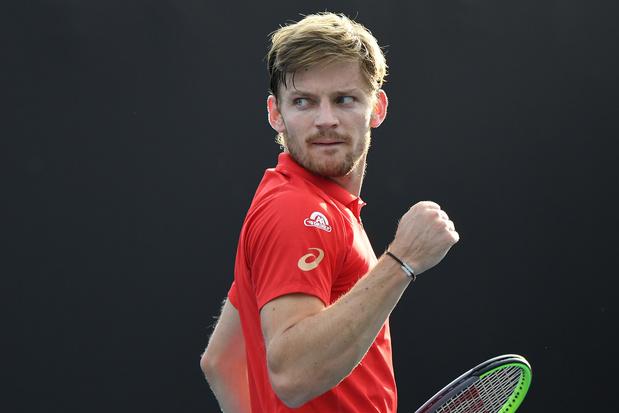 Novak Djokovic retrouve la place de N.1 et David Goffin le top 10 mondial