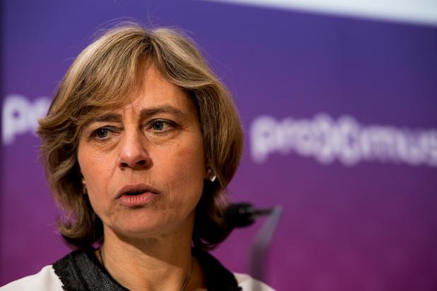 KPN renonce à engager Dominique Leroy comme CEO