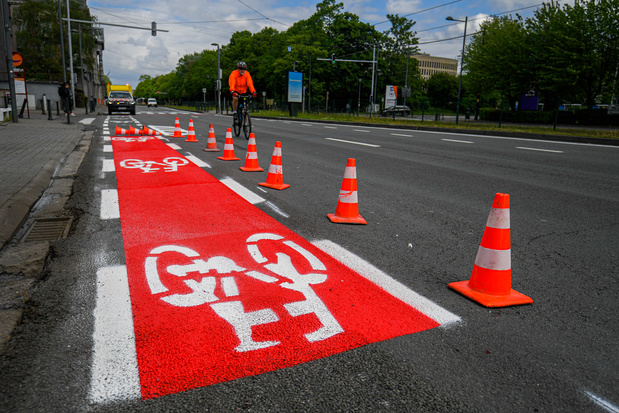 Gouvernement De Croo: une politique peu visionnaire en termes de mobilité, déplore LeasePlan
