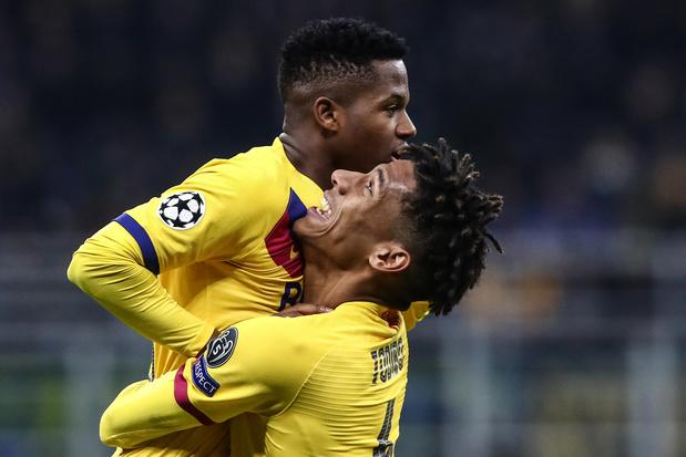 Todibo sur le départ du Barça vers l'AC Milan