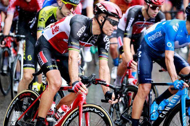 Deux cas positifs dans l'encadrement de Lotto Soudal — Tour de France/Covid