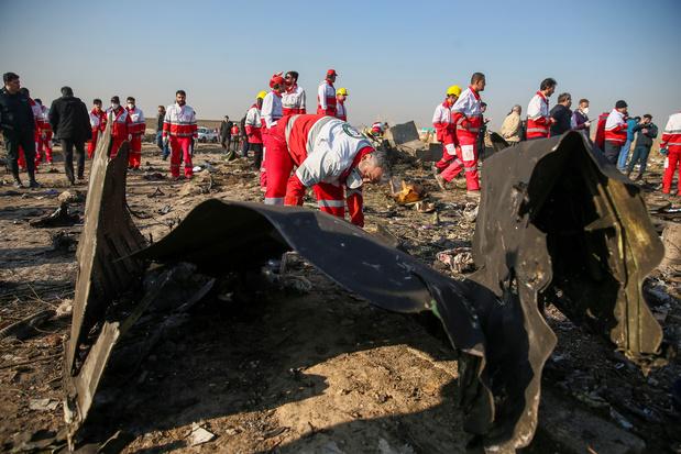 Crash d'un Boeing 737 à Téhéran: 7 thèses étudiées dont celle d'un tir de missile