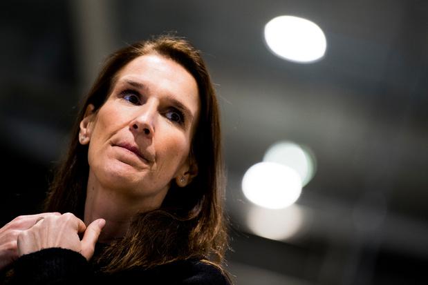 """Sophie Wilmès : """"Si l'initiative socialiste nous rapproche de la solution, je la saluerai"""""""
