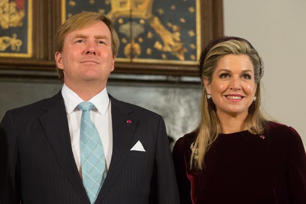 En vacances, le couple royal des Pays-Bas oublie les mesures contre le coronavirus