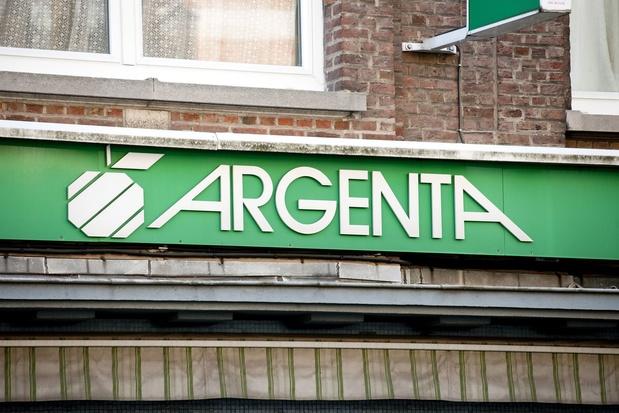 Argenta heropent de helft van zijn bankautomaten