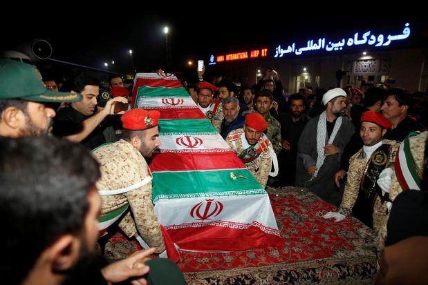 Iran gaat verplichtingen nucleaire deal niet meer naleven na dood Soleimani