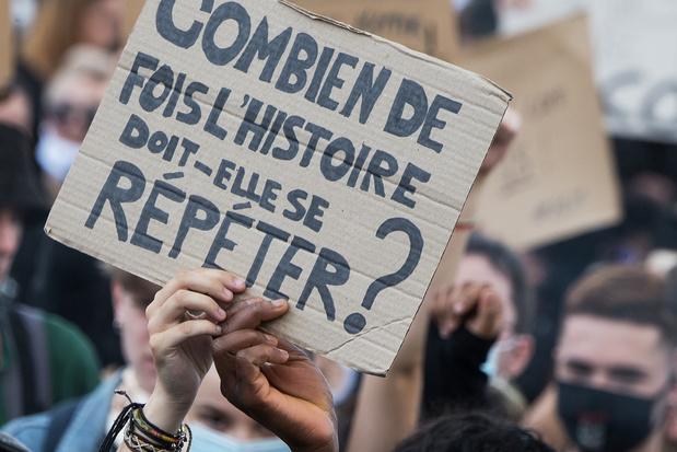 """""""Tolérance zéro"""" du racisme dans les forces de l'ordre, promet le gouvernement français"""