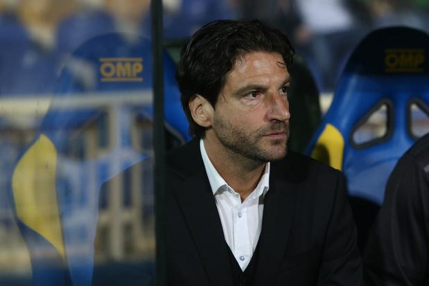 Jorge Simao is nieuwe coach van RE Mouscron