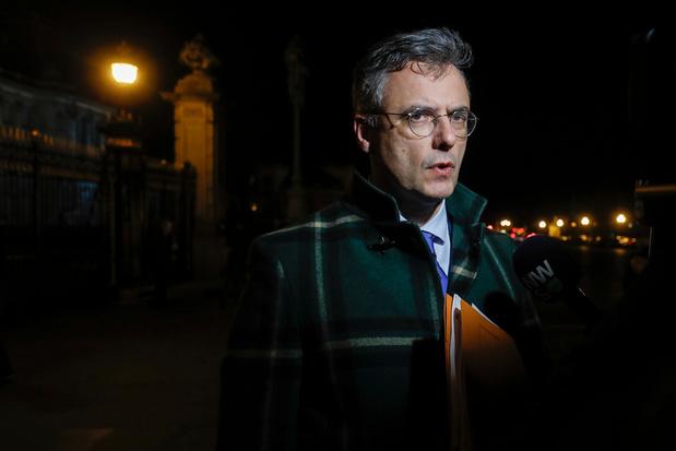 Joachim Coens (CD&V): 'Nieuwe verkiezingen zijn geen optie'