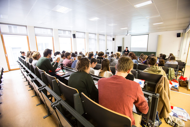 Recordaantal inschrijvingen in het hoger onderwijs