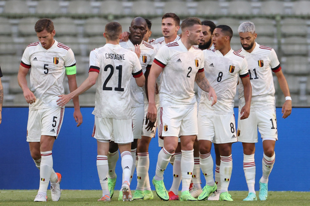 Na België-Kroatië: Chadli heeft streepje voor, Eden Hazard blijft vraagteken