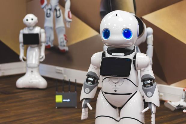Oostendse robots trekken naar Afrika