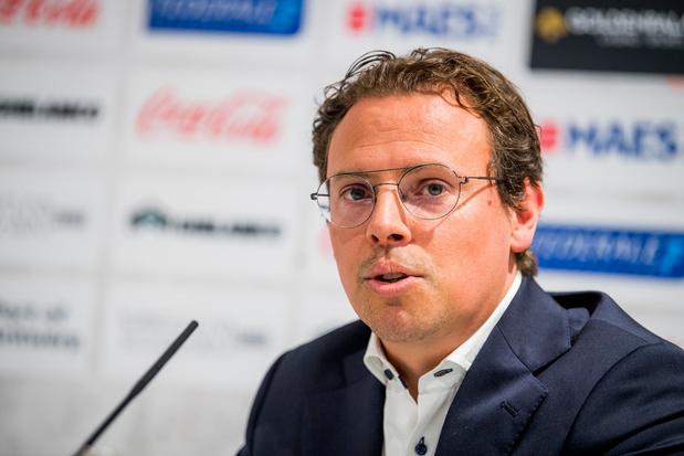 Sven Jaecques (Antwerp): 'Elke keer zeg ik de coach: er is geen tijd'