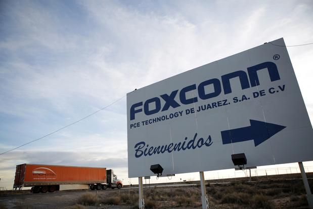 Foxconn confirme l'attaque au rançongiciel sur une usine au Mexique