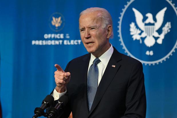 De grandes firmes technologiques font des dons pour l'intronisation de Biden