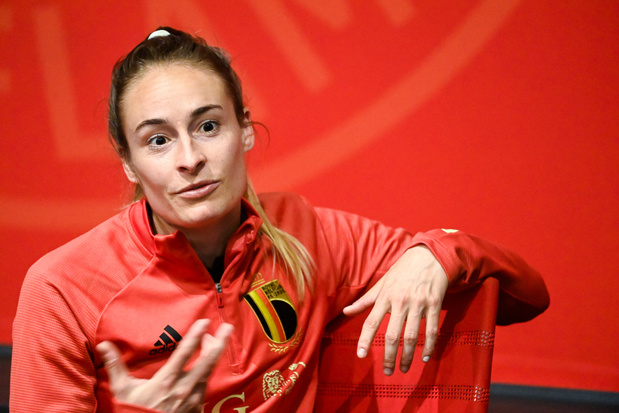 "Tessa Wullaert (Red Flames): ""Ne pas faire preuve de trop de respect"""