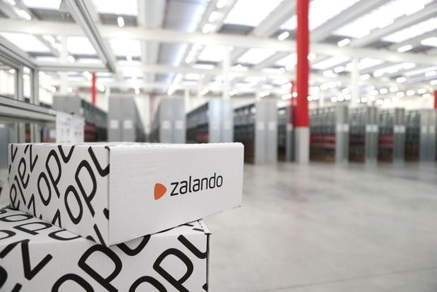 La crise du coronavirus profite à Zalando