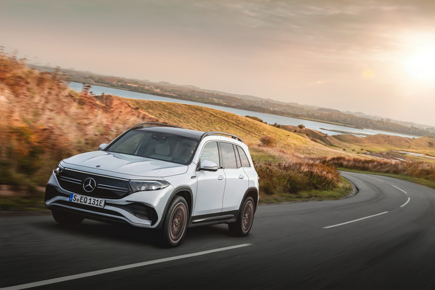 EQB et EQT, les voitures électriques familiales de Mercedes-Benz arrivent