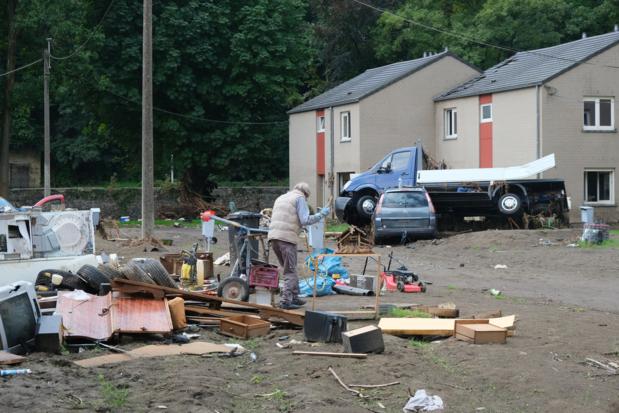 Encore plus de 2.100 emplois affectés par les inondations