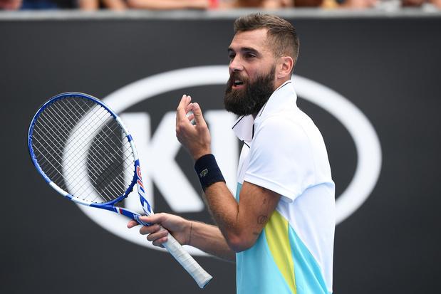 'Schijnveiligheid' op de US Open: Benoît Paire klaagt over 'fake bubbel'