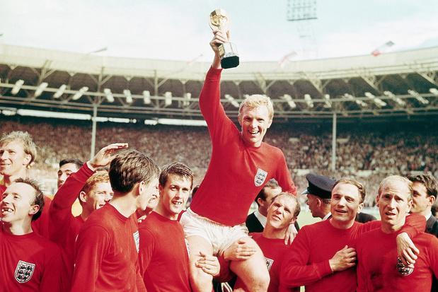 Flashback naar 30 juli 1966: Engeland wordt wereldkampioen met een fake goal