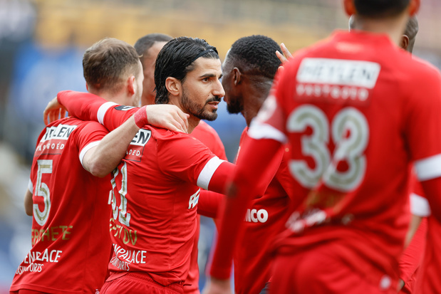 L'Antwerp inflige au Club Bruges sa première défaite de l'année