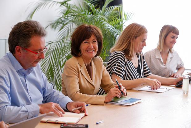 Bruxelles: le PS propose à Ecolo et à DéFI d'entrer en négociation, Olivier Maingain répond favorablement