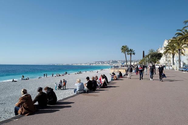 Parijs-Nice trekt niet naar Nice: slotetappe mag niet doorgaan in Zuid-Franse stad door corona