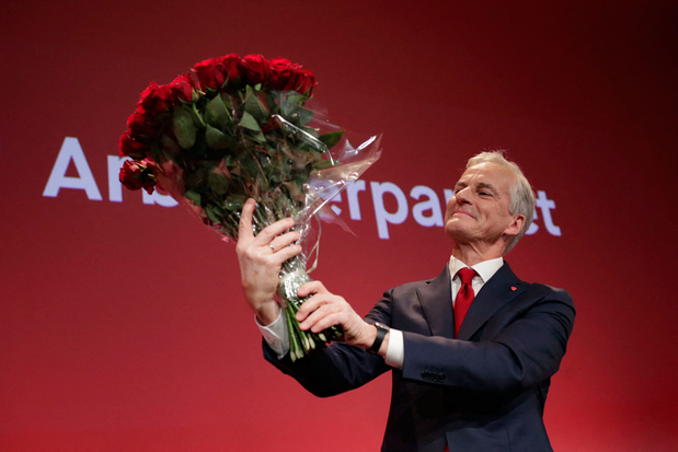 Met Noorwegen kleuren nu (even) alle Noordse en Scandinavische landen sociaaldemocratisch