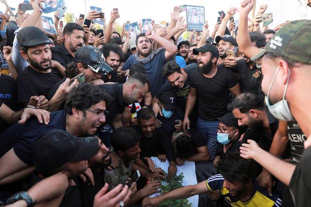 Manifestanten bestormen Iraans consulaat in Irak