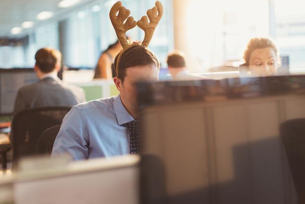 Seul un Belge sur cinq travaillera entre Noël et Nouvel An