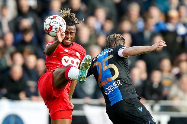 Standard-Bruges reporté mercredi, d'autres tournants en vue?