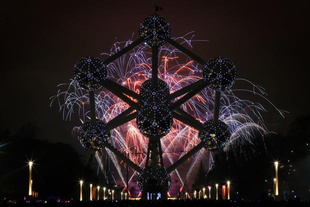 """Des nocturnes à Mini-Europe et à l'Atomium les vendredis à l'occasion des """"Feux de Laeken"""""""