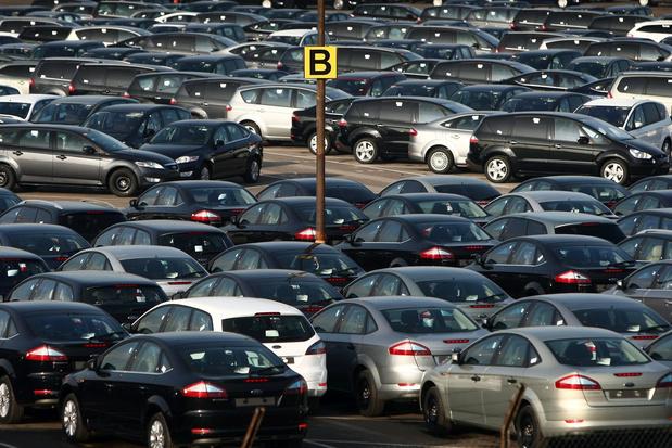 Chute en trompe-l'oeil du marché automobile européen en août