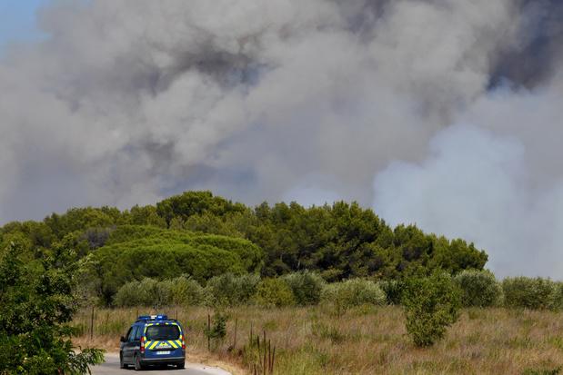 France: un bombardier d'eau luttant contre le feu s'écrase, le pilote tué