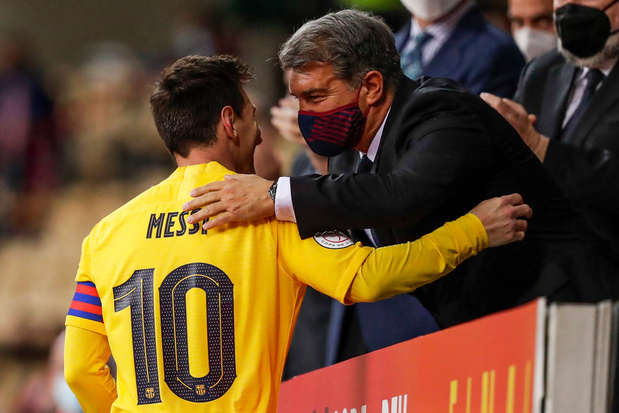 Het dilemma van Barcelona: Lionel Messi of de Super League