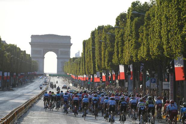 10 weetjes over Tourrit 21: het feest van de underdogs, op een stille Champs-Elysées