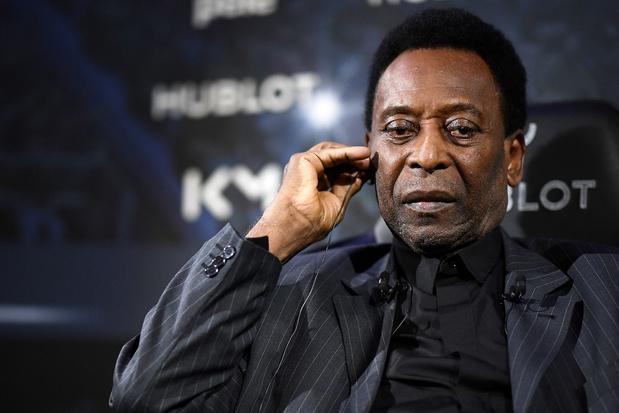 Pelé is 'klaar' om intensieve zorg te verlaten na verwijderde tumor in dikke darm