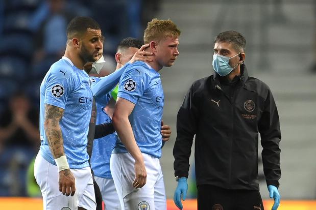 'Behoudt Kevin De Bruyne met een masker op nog het overzicht?'