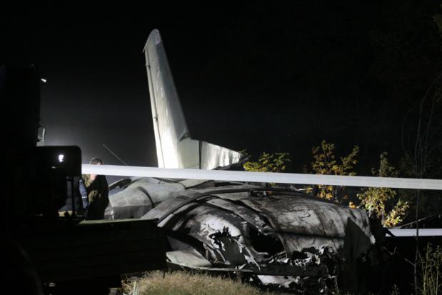 Vijfentwintig doden en vijf gewonden bij crash militair vliegtuig in Oekraïne