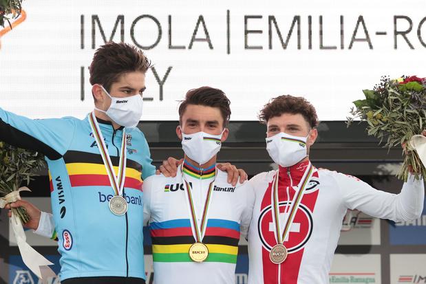 Quiz : les podiums des Mondiaux de cyclisme
