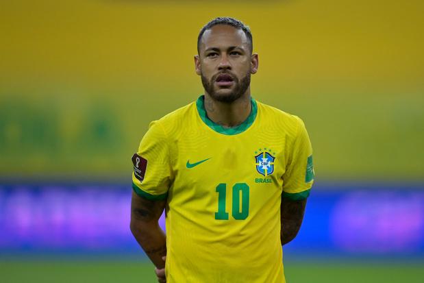 Braziliaanse ploegmaats steunen twijfelende Neymar: 'Hopen dat hij zolang mogelijk blijft'