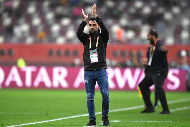 Xavi verlengt contract bij Al-Sadd en keert voorlopig niet terug naar Barça