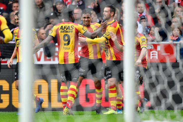 Malines se joue de l'Antwerp et le dépasse au classement