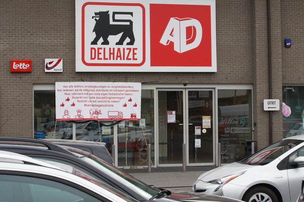 """Ahold Delhaize évoque une """"demande sans précédent"""""""