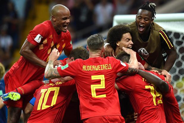 Quiz du jour: les buteurs belges en Coupe du monde