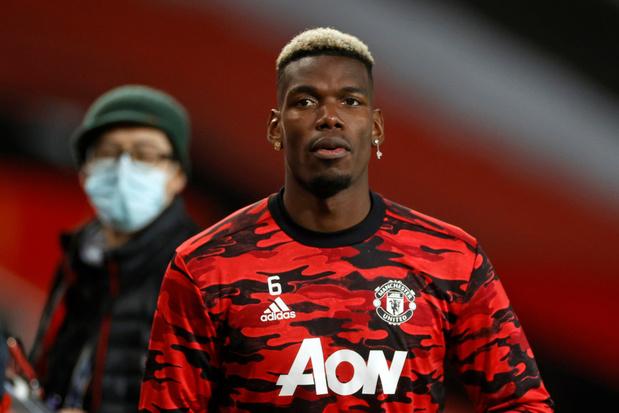 Manchester United: het probleem Pogba