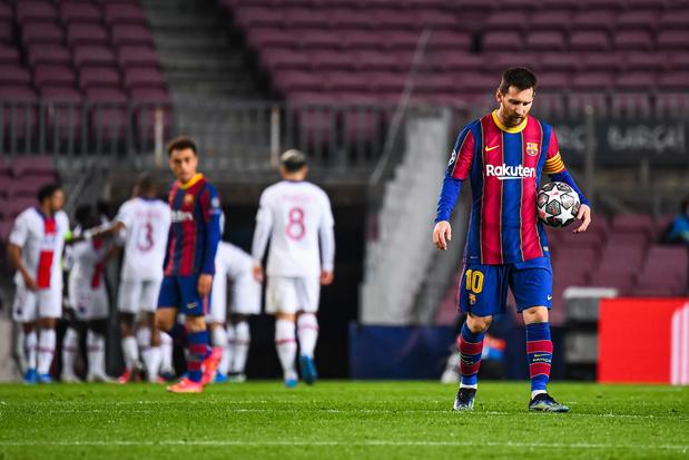 Le Barça en perdition: reset complet demandé!