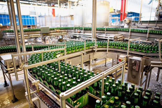 Croissance soutenue pour Carlsberg par la réouverture de l'horeca et les bières spéciales
