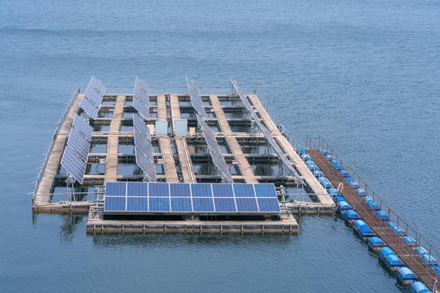 Consortium wil zonnepanelen op de Noordzee plaatsen